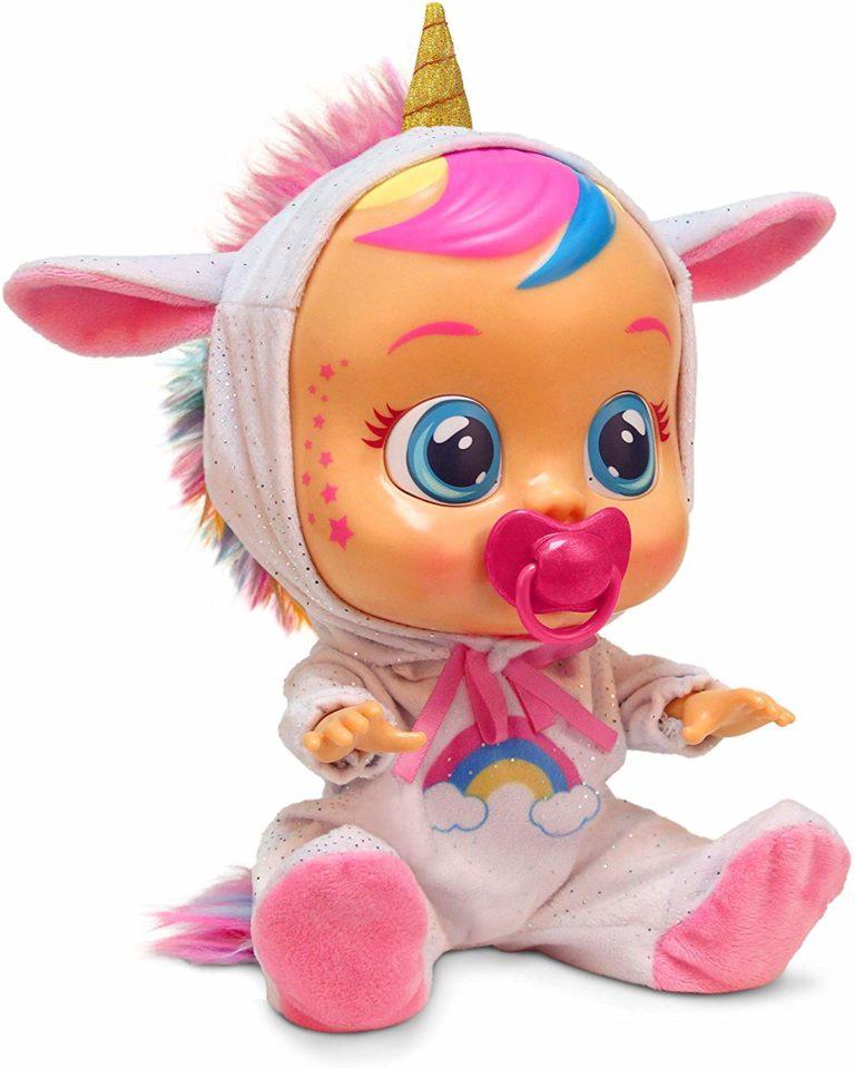 IMC Toys Muñeca Bebés Llorones, Fantasy Dreamy