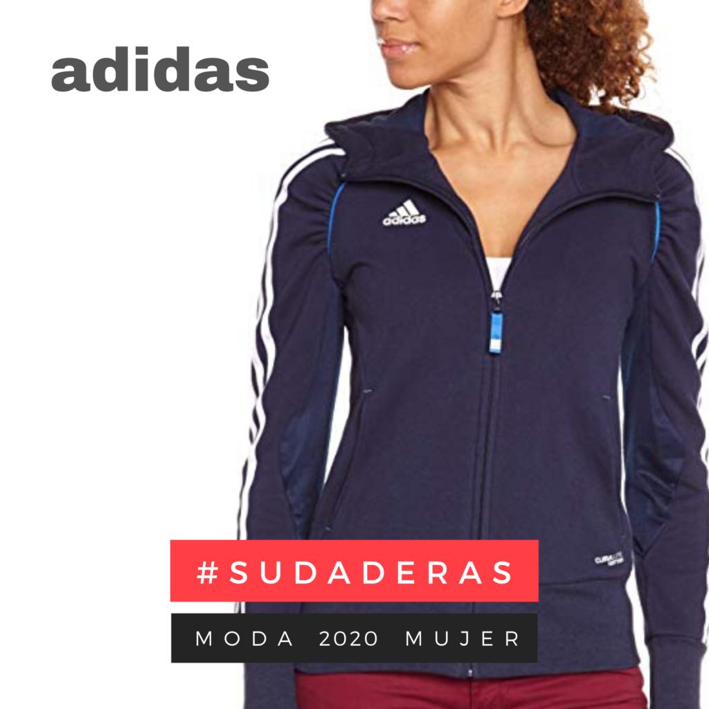 Sudaderas Mujer Adidas Deportivas