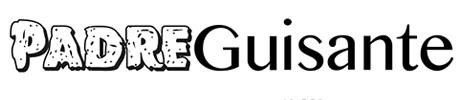 Logo Camisetas El Padre Guisante la Tostadora Colores del Arcoíris
