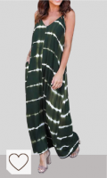 Mejores Vestidos Tie Dye Mujer en Colores del Arcoíris. Kidsform Vestidos Largos Verano Mujer Vestidos Playa Vestido sin Mangas Estampados Florales Vestido sin Espalda con Cuello en V Elegante