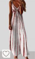 Mejores Vestidos Tie Dye en Colores del Arcoíris. Ydwan Vestidos de Mujer Vestido Largo de Playa Tie-Dye para Mujer Pullover Vestido Suelto de Deslizamiento Largo