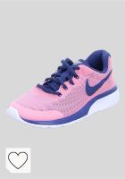 Mejores Zapatillas Nike Mujer en Colores del Arcoíris. Nike Tanjun Racer (GS), Zapatillas de Tenis para Mujer, Wolf Grey/Black/Neon Orange, 38.5 EU