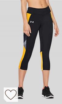 Leggins Deporte Mujer Under Armour Amazon Deporte Moda Mujer en Colores del Arcoíris. Under Armour Speed Stride Printed Capri - Leggings Capri Mujer