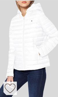 Compar chaquetas Tommy Hilfiger TH Essential LW Dwn Chaqueta para Mujer