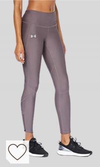 Mallas Deporte Mujer Under Armour. Leggins Amazon Moda Deportiva en Colores del Arcoíris. Under Armour Armour Fly Fast Tight - Leggings Mujer