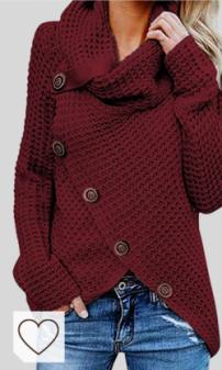 Jersey Punto Mujer Otoño Invierno Mujer Amazon Moda Mujer en Colores del ARcoíris. Sudadera para Mujer De Manga Larga Camisas Moda Sudadera Pullover Cárdigan Tops Blusa Calle Suelto Jersey Suéter
