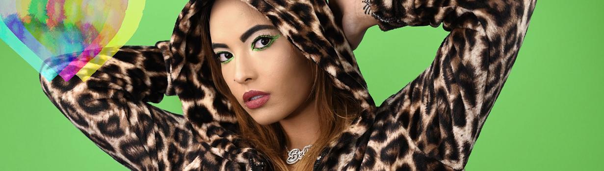 Moda Animal Print Otoño-Invierno 2020-2021. Sudadera Animal Print Mujer Amazon Moda Mujer. Amazon Fashion en Colores del Arcoíris.