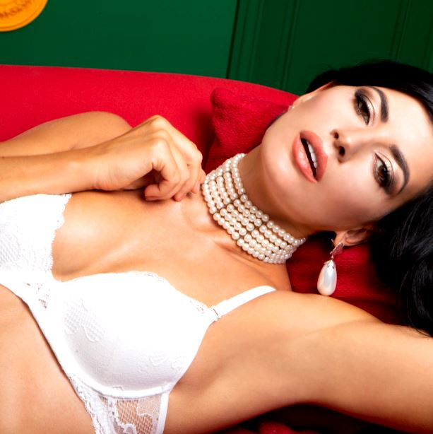 Lencería Mujer Amazon Moda Mujer en Colores del Arcoíris. Lencería Iris & Lilly