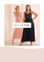Moda Mujer Truth & Fable Amazon Moda Mujer en Colores del Arcoíris