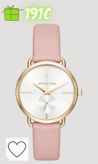 relojes mujer Amazon relojes mujer en Colores del arcoíris. Michael Kors Reloj Analogico para Mujer de Cuarzo con Correa en Piel MK2659