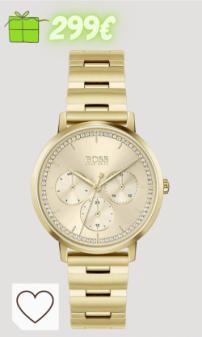 Relojes mujer Amazon relojes mujer en Colores del Arcoíris. Hugo BOSS Reloj Analógico para Mujer de Cuarzo con Correa en Acero Inoxidable 1502572