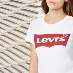 Camistas Levi's Mujer Amazon Moda Mujer Tshirts Levis. Levi's The Perfect tee Camiseta para Mujer