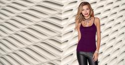 Camisetas Mujer Tirantes Amazon Moda Mujer en Colores del Arcoíris
