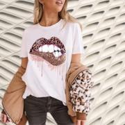 Camisetas Mujer Amazon Moda Mujer Camisetas en Colores del Arcoíris