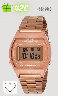 Relojes Mujer Amazon relojes mujer en colores del arcoíris. Casio Collection - Reloj de pulsera unisex retro