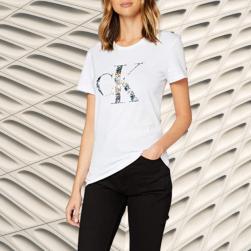 Camisetas Calvin Klein Mujer Amazon Camisetas Calvin Klein Mujer en Colores del Arcoíris