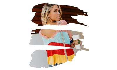 Tendencias Moda Mujer primavera 2021. Moda feliz con rayas de colores. Jersey de Punto para Mujer, suéteres de Rowan, Jerseys de Manga Larga cálidos de Invierno, suéter de arcoíris de Cuello Redondo para Mujer