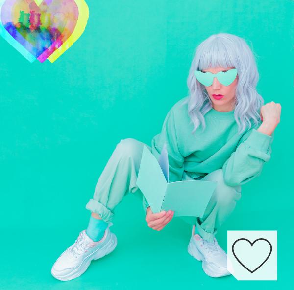 Color verde menta es Tendencia Moda Mujer Primavera-Verano 2021