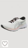 Zapatillas running Asics para mujer. Zapatillas running blancas Asics. ASICS - Womens Gel-Excite 7 Sneaker, Size: