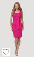Vestido fucsia. Merry Style Vestidos de Fiesta Elegantes Ropa Mujer MSSE0017