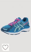 Zapatillas Asics Running para mujer. Zapatillas running Asics para mujer de color azul. ASICS - Zapatillas de mujer para correr Gel-Excite 3