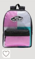 Mochila Vans multicolor. Vans Realm Backpack Mochila Mujer