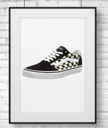 Zapatillas Vans en Amazon ofertas. Vans Ward Suede/Canvas, Zapatillas Mujer