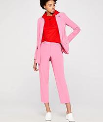 Pantalones mujer rosa pastel. Marca Amazon - find. Pantalones Mujer