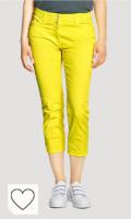 Vaqueros mujer de color amarillo. Cecil Vaqueros Slim para Mujer
