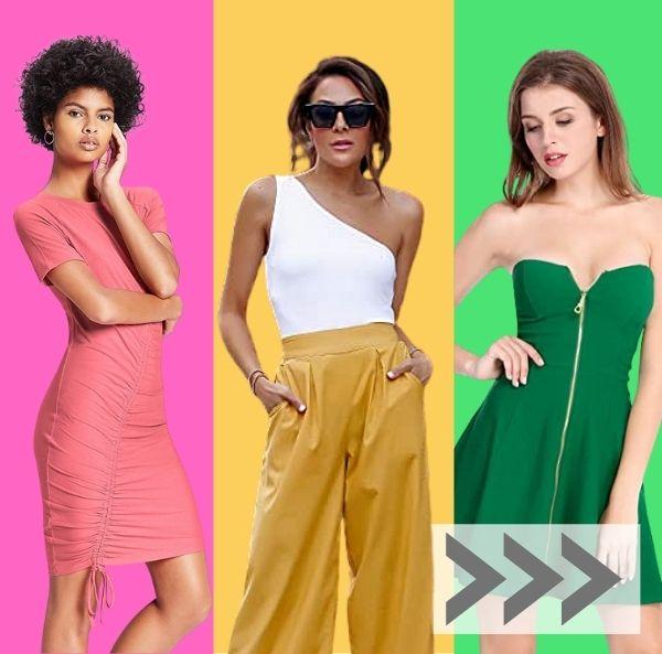 Tendencias Moda Mujer Primavera Verano 2021 blog de moda colores del arcoiris