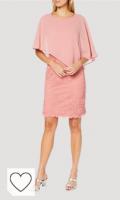 Vestido para mujer color rosa pastel. Gerry Weber Vestido para Mujer