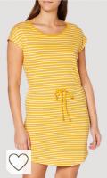 Vestido de color amarillo. Only Onlmay Life Vestido de Verano para Mujer