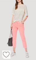 Cecil Vaqueros Slim para Mujer color rosa pastel