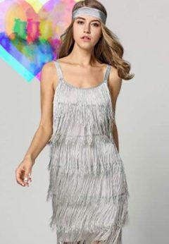 Vestidos estilos años 20 tendencia temporada moda otoño invierno 2021-2022
